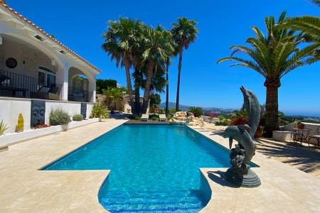Villa Bonita - Location vacances CostaBlancaDreams - Benissa, Costa Blanca
