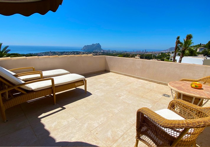 Villa Bonita - Location vacances CostaBlancaDreams - Benissa, Costa Blanca