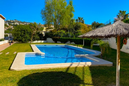 Casa Ambiente - Location vacances CostaBlancaDreams - Calpe, Costa Blanca