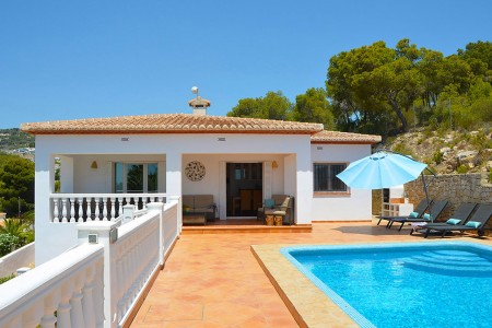 Villa Colina - Location vacances CostaBlancaDreams - Benissa, Costa Blanca