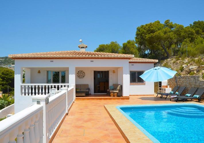Villa Colina - CostaBlancaDreams vakantiehuizen - Benissa, Costa Blanca