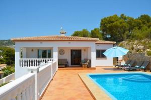Villa Colina - CostaBlancaDreams alquiler vacaciones - Benissa, Costa Blanca