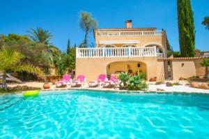 Villa Lorena - Locations de vacances CostaBlancaDreams - Benissa, Costa Blanca