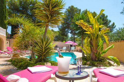 Villa Lorena - CostaBlancaDreams holiday rentals - Benissa, Costa Blanca
