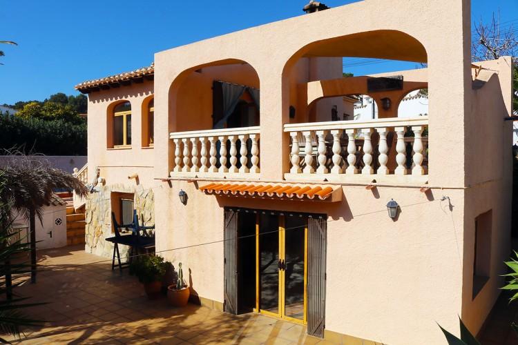 Casa Paraiso - CostaBlancaDreams holiday rentals - Benissa, Costa Blanca