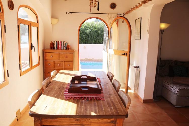 Casa Paraiso - CostaBlancaDreams alquiler vacaciones - Benissa, Costa Blanca
