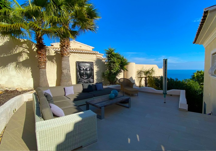 Lirios - CostaBlancaDreams holiday rentals - Benitachell, Costa Blanca