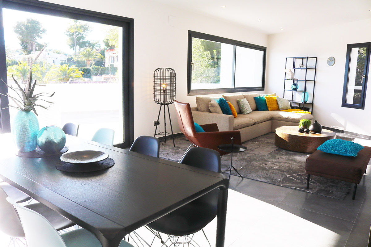 Villa Moderna - CostaBlancaDreams holiday rentals - Benissa, Costa Blanca