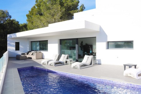 Villa Moderna - Location vacances CostaBlancaDreams - Benissa, Costa Blanca