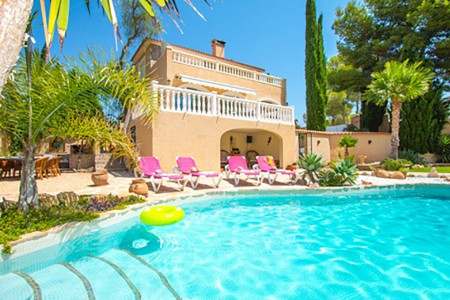Villa Lorena - Locations de vacances CostaBlancaDreams - Benissa, Costa Blanca