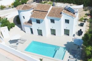 Villa Montemar - CostaBlancaDreams vakantieverhuur - Benissa, Costa Blanca