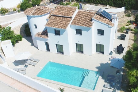 Villa Montemar - CostaBlancaDreams holiday rentals - Benissa, Costa Blanca