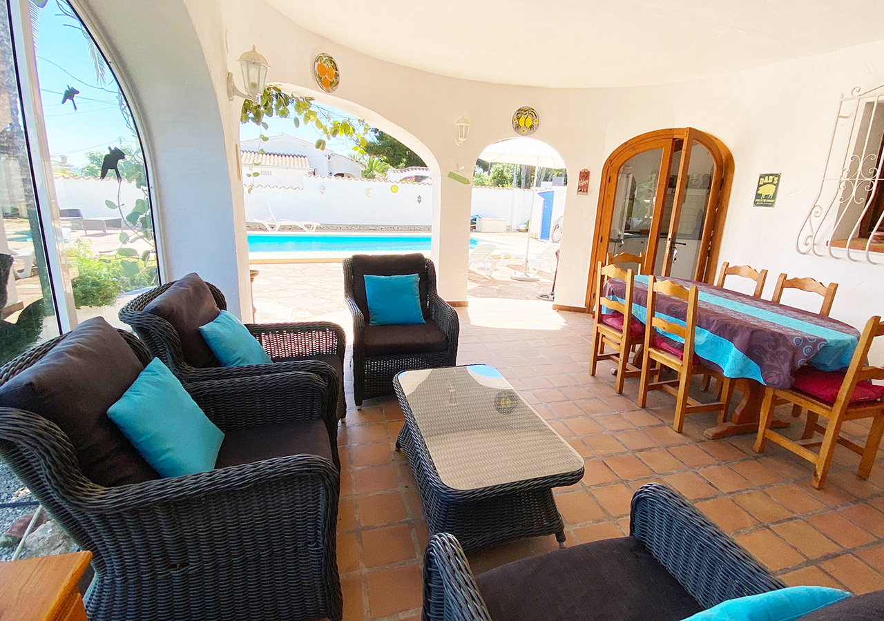 Casa Bruni - CostaBlancaDreams holiday rentals - Benissa, Costa Blanca