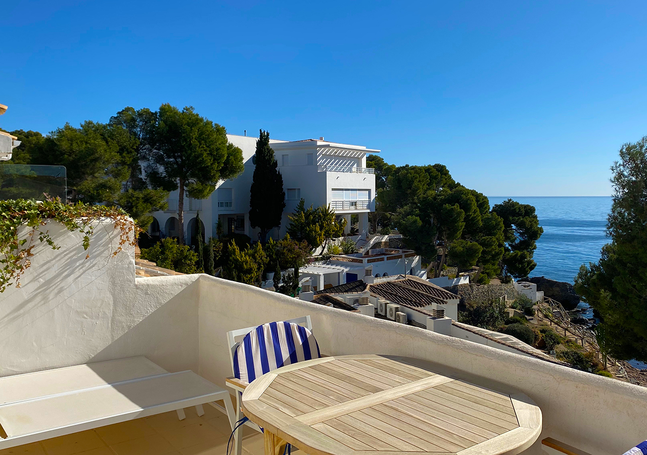 Duplex Cap Negret - CostaBlancaDreams holiday rentals - Altea, Costa Blanca