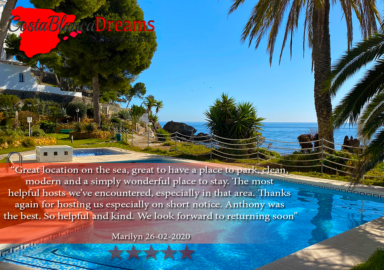 5 sterren review CostaBlancaDreams