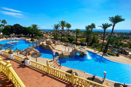 Imperial Park 3901 - Location de vacances CostaBlancaDreams - Calpe, Costa Blanca