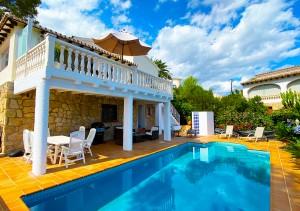 Casa Martín Pescador - CostaBlancaDreams holiday rentals - Moraira / Teulada, Costa Blanca