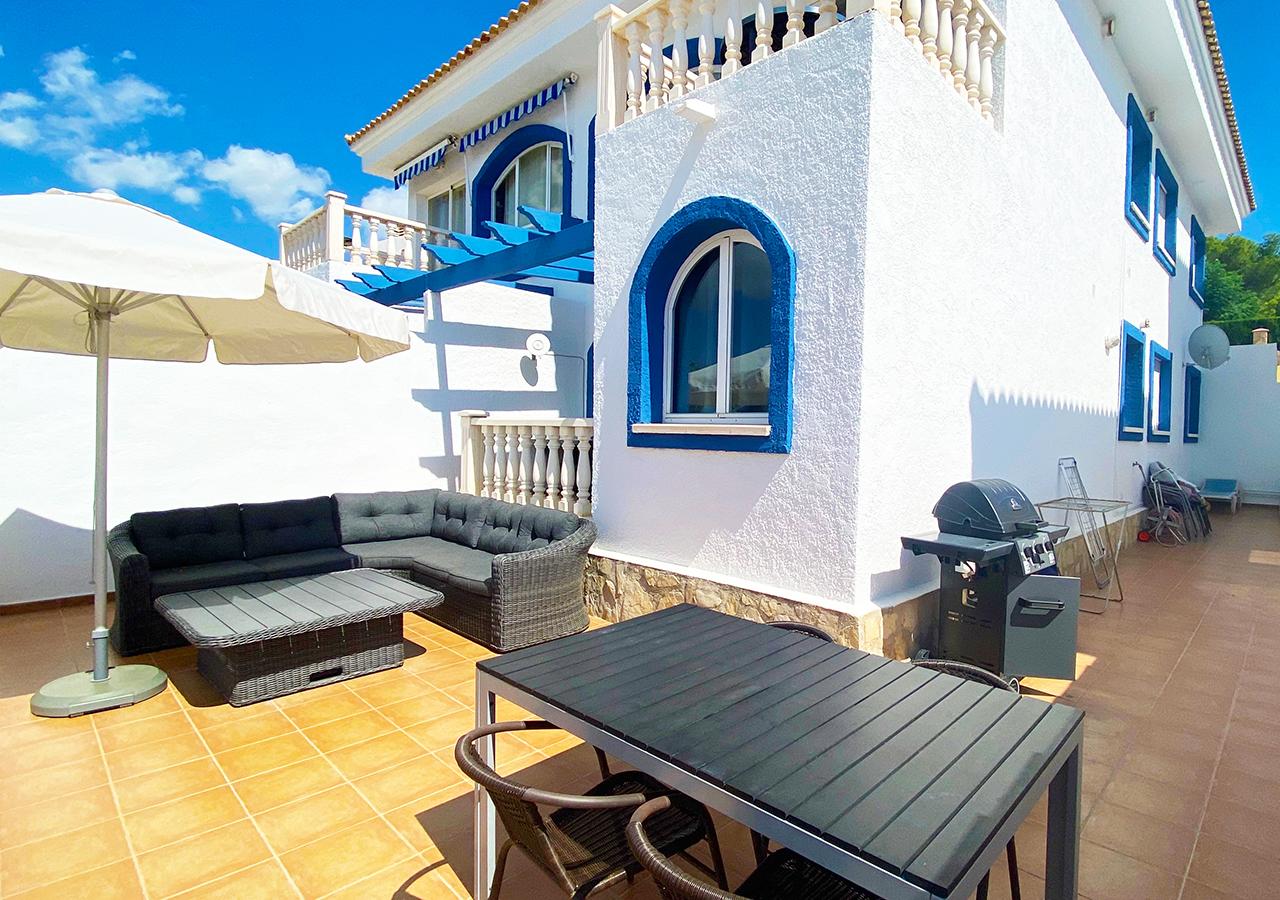 Rayo de Sol - CostaBlancaDreams holiday rentals - Calpe, Costa Blanca
