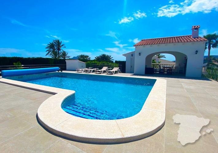 Villa Hermosa - alquiler vacacional CostaBlancaDreams - Calpe, Costa Blanca