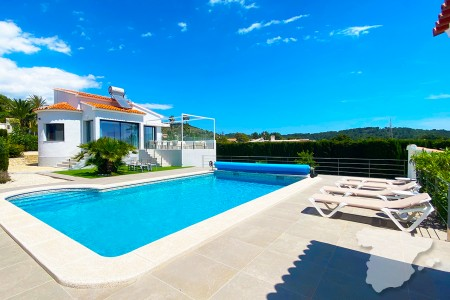 Villa Hermosa - CostaBlancaDreams holiday rentals - Calpe, Costa Blanca