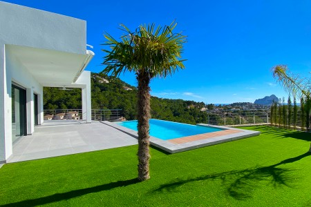 Villa Olivia - CostaBlancaDreams locations de vacances - Calpe, Costa Blanca