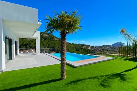 Villa Olivia - CostaBlancaDreams holiday rentals - Calpe, Costa Blanca