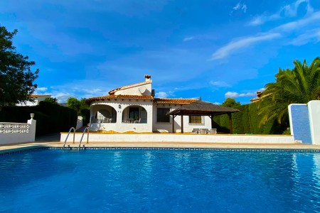 Villa Alexis - Location vacances CostaBlancaDreams - Calpe, Costa Blanca
