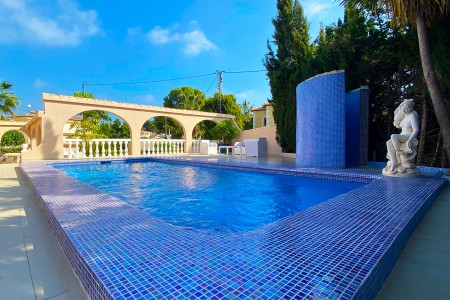 Villa Olga - CostaBlancaDreams locations de vacances - Calpe, Costa Blanca
