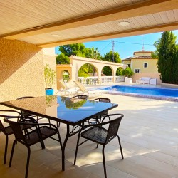 Villa Olga - CostaBlancaDreams vakantie verhuur - Calpe, Costa Blanca