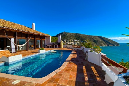 Casa del Flamboyan - Location de vacances CostaBlancaDreams - El Portet - Moraira / Teulada, Costa Blanca