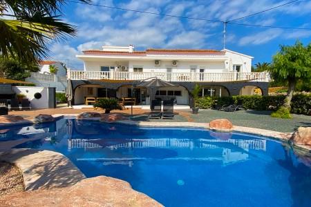 Villa Sardonyx - CostaBlancaDreams vakantie verhuur - Calpe, Costa Blanca