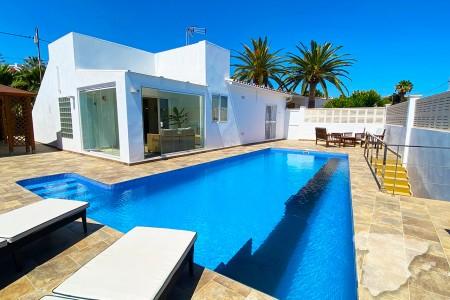 Casa Cometa - CostaBlancaDreams vakantie verhuur - Calpe, Costa Blanca