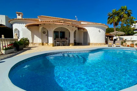 Casa Gaby - Location de vacances CostaBlancaDreams - Calpe, Costa Blanca