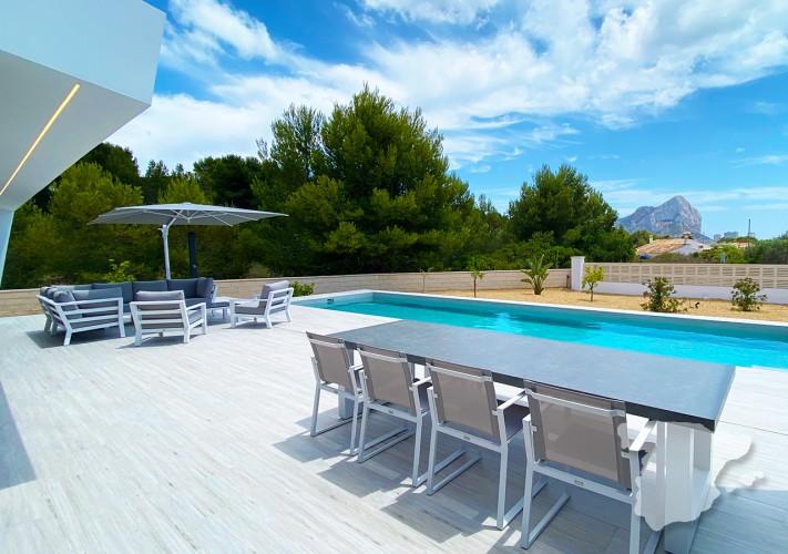 Buenavista - CostaBlancaDreams holiday rentals - Calpe, Costa Blanca