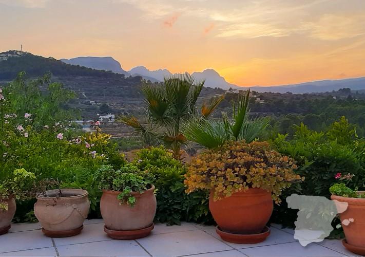 Casa Narciso - Calpe - CostaBlancaDreams Holiday Rentals
